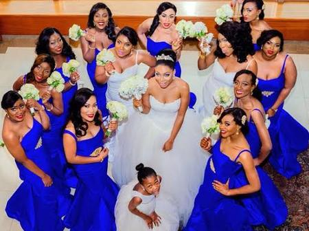 26 Stuningly Captured Photos Of Brides And Bridesmaids That Will Inspire And Blow Your Mind