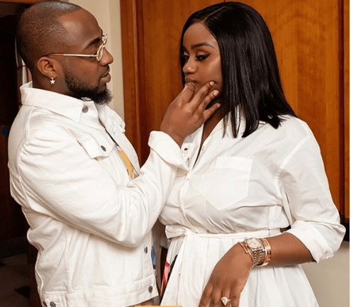 Davido replies to the allegations of Peruzzi sleeping with his wife and baby's mother Chioma #Nigeria