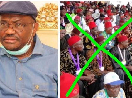 Opinion: Wike Did The Right Thing By Stopping The Igbo Community Meeting At Oyinbo