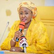 Aisha Buhari Breaks Silence After Months Of Disappearance From Aso Rock