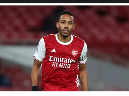 Pierre-Emerick Aubameyang records worst spell with Arsenal going 5 games without a goal