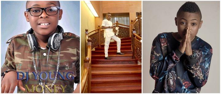 richest Nigerian kid-celebrities 2020