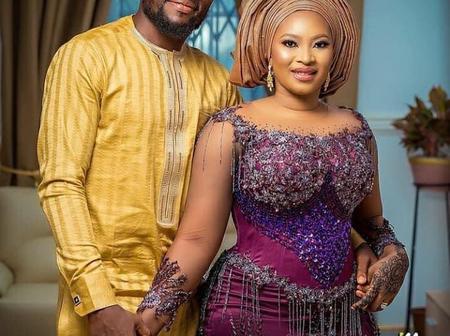Former Blackstars goalkeeper Fatawu Mohammed marries his beautiful long time partner.