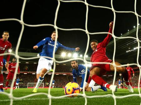 Full-time: Everton vs Liverpool