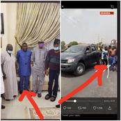After DSS Reportedly Denied Attempted Arrest Of Igboho, See What Was Spotted When He Visited To Gani