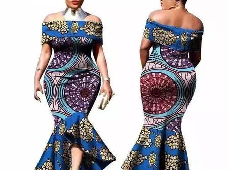 Ankara dress designs that will give you a perfect look anytime you step out.