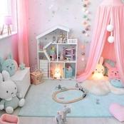 To all parents here is how to decorate single bedroom for your little princess