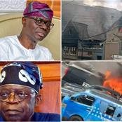 See Full List Of All The Nigerian Politicians Whose House & Properties Have Been Vandalized & Looted