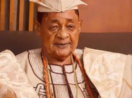 Alaafin of Oyo, Oba Lamidi Adeyemi III Recently Gave One Of His Queens A House In Ibadan (Photos)