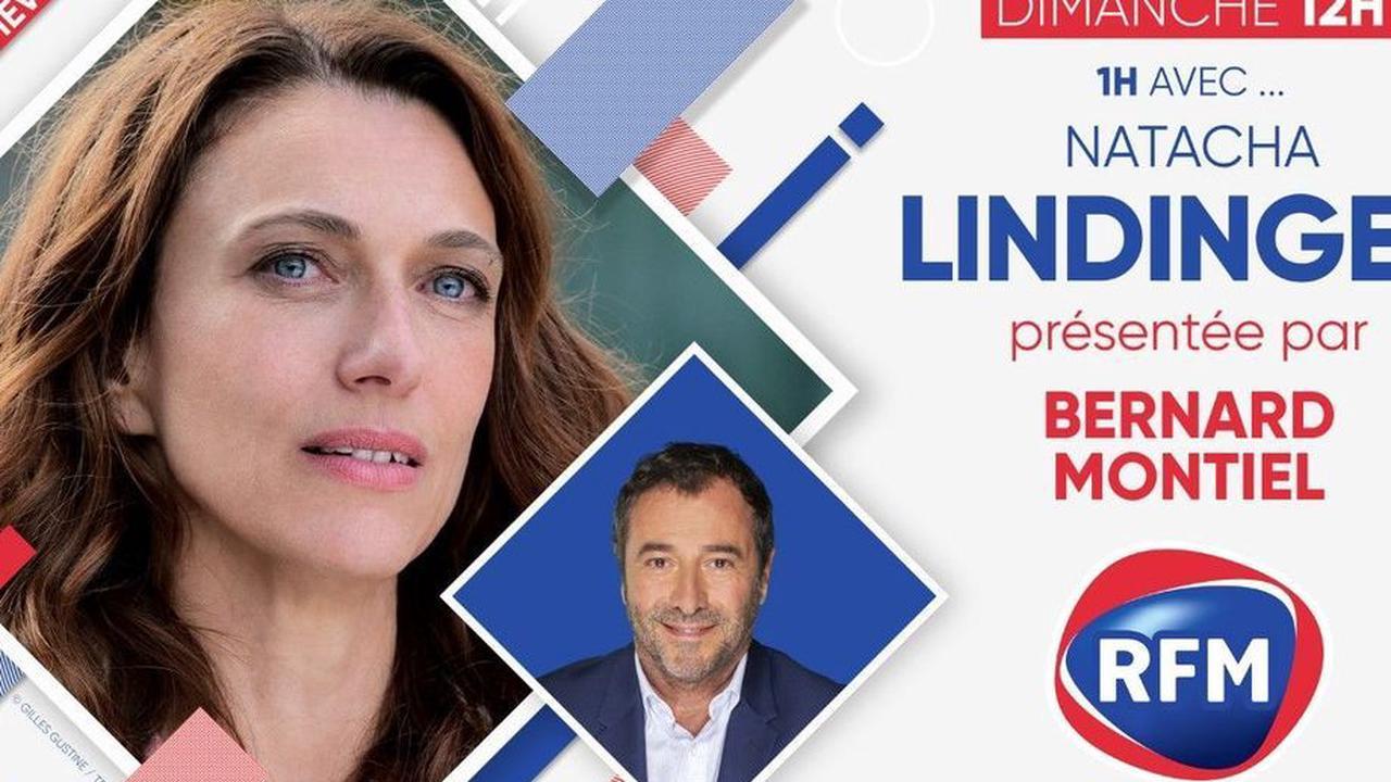 Dimanche 17 janvier: Natacha Lindinger est l'invitée de Bernard Montiel