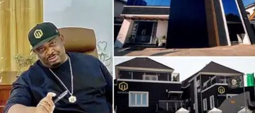 Check Out Don Jazzy Cars Collection and mansion