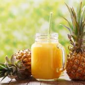 Pineapple Benefits - The Health Benefits of Drinking pineapple Juice