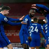 Mason Mount Explains Meaning Of Celebration After Chelsea's 1-0 Victory Against Liverpool