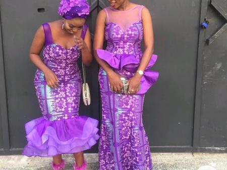Photos: 65 Lace Styles That Are Adorable, Exquisite, Trendy, Unique And Fit Beautiful Ladies