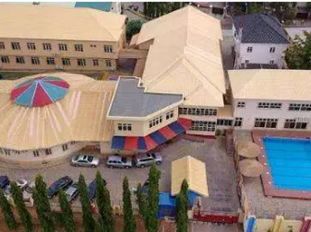 See Multimillion Naira School Left Behind By Wife Of The Senator That Died Yesterday