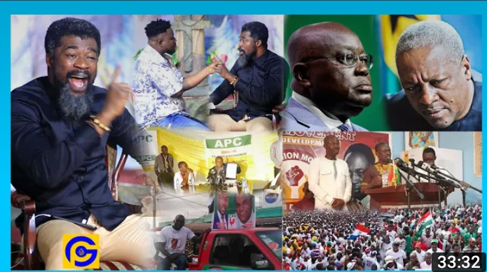 d8db06b18394bdfc0affedb2545b8c7f?quality=uhq&resize=720 - There will be no President in Ghana after 2020 elections - Eagle Prophet reveals