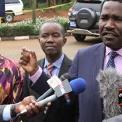 I Have Never Plotted DP Ruto's Assassination; Agriculture CS Peter Munya Says
