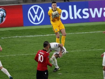 England celebrates star player