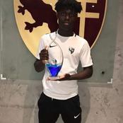 Découverte - Football : Williams Mazié, la jeune pépite ivoirienne du FC Metz (France)