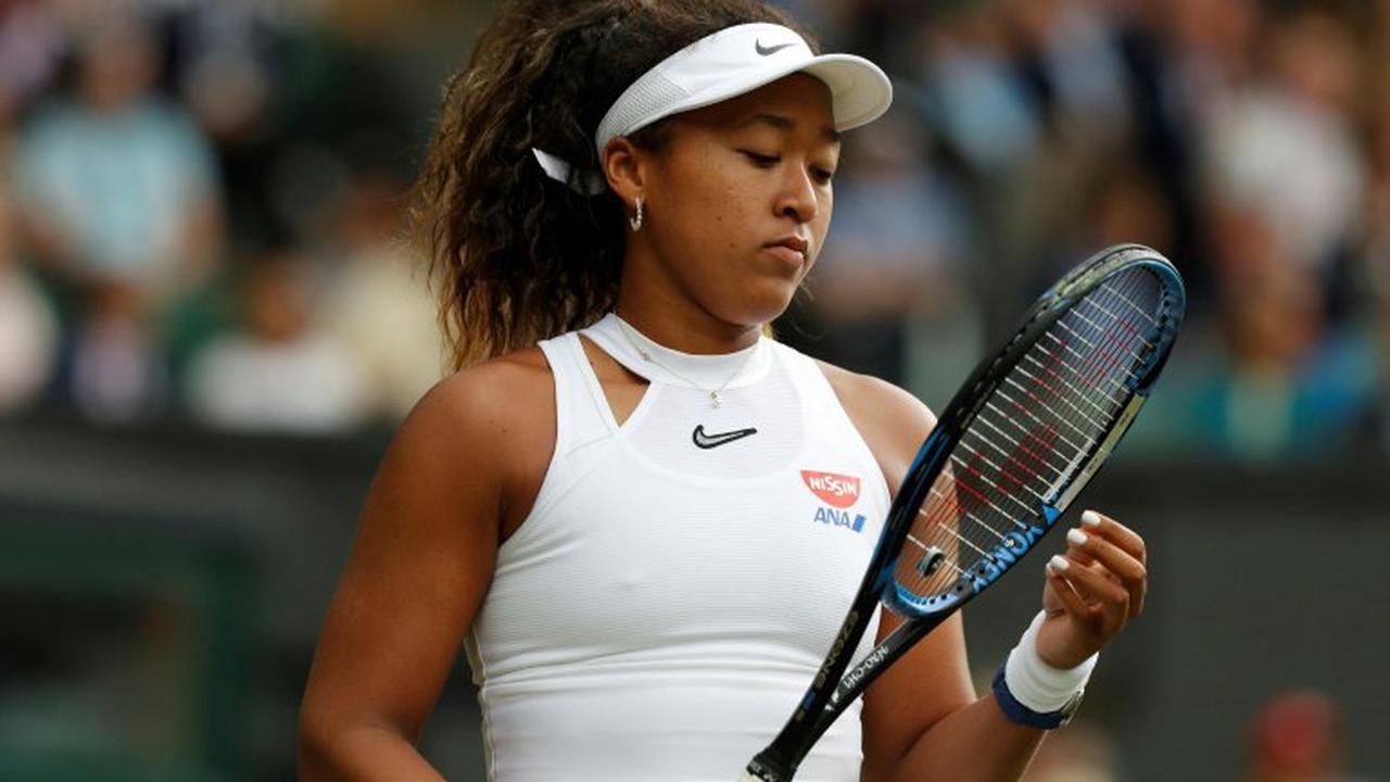 Naomi Osaka renonce à Wimbledon, mais pas aux JO