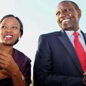 Generous Family! Check Out What DP Ruto's Wife Gave to Her Primary school Headteacher