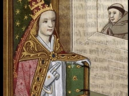 Story Of The Only Female Pope In The History Of The Catholic Church