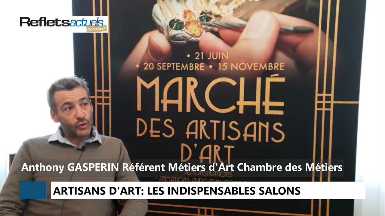 Un marché des artisans d'art aura lieu dans la commune