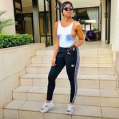 Meet Itumeleng Khune's young sister (see pictures)