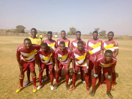 (Dagbang United)Yendi Gbewaa FC