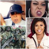 Soldiers Should Be Allowed To Administer The Vaccines In Ghana, People Will Respond Quicker To It