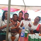 See Photos Of Zubby Michael & His Family Members Having A Wonderful Moment