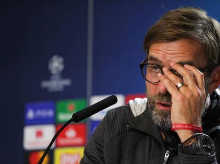 In case we do not qualify for UEFA, this what we will do - Jurgen Klopp speaks
