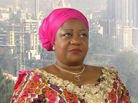 After Imported Ponmo Was Intercepted In River State, Check Out What Lauretta Onochie Said