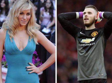 Meet The Gorgeous Girlfriend Of Manchester United Keeper David de Gea.