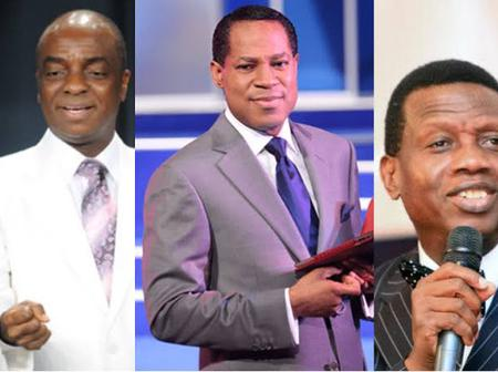 8 Powerful Men of God in Nigeria (with pictures)