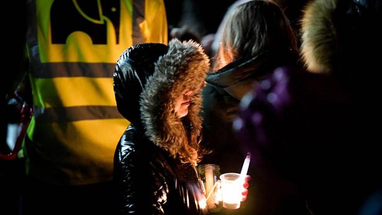 Teen holds boyfriend's hand in hospital before he dies after e-scooter crash