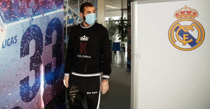 Lionel Messi and Eden Hazard lead the way as Barcelona and Real Madrid stars undergo Coronavirus tests (photos)