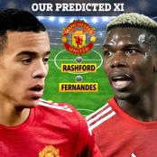 Manchester United Strongest Line Up Against Chelsea In The Week 26 Of The EPL