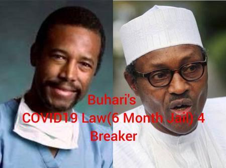 A Nigerian US Based Doctor Warns Nigerians About President Buhari's New Coronavirus Law
