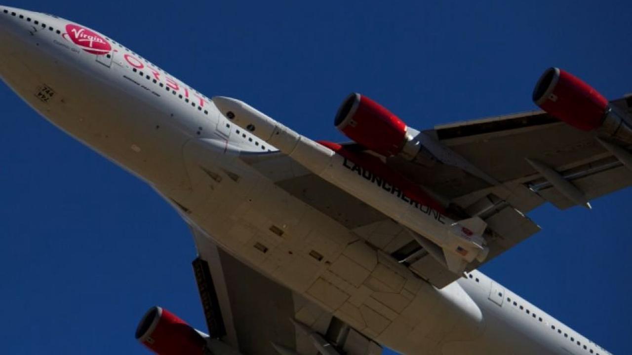 Lancée depuis un Boeing 747, une fusée Virgin Orbit atteint l'espace pour la première fois