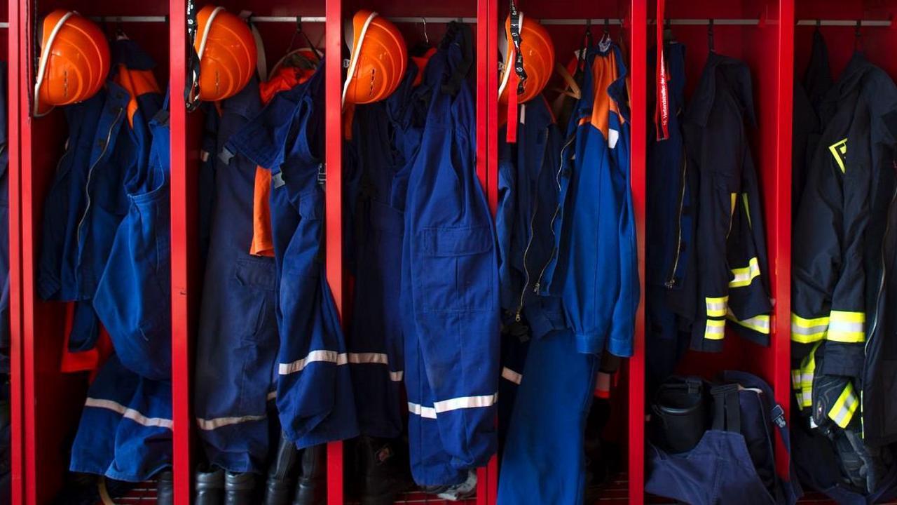 Wasserschaden: Die Feuerwehr Woltersdorf kämpft mit feuchter Einsatzkleidung