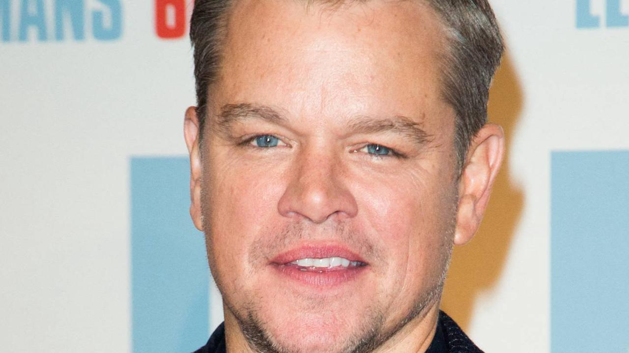 Matt Damon Donates $10,000 While Attending Domestic Violence Charity Event In Brisbane