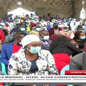A Nyeri Church on Spot for Flouting Covid-19 Protocols Despite Surging Cases in the County