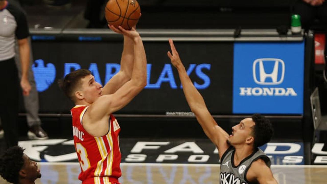 Hawks face the Nets, look for 4th straight victory