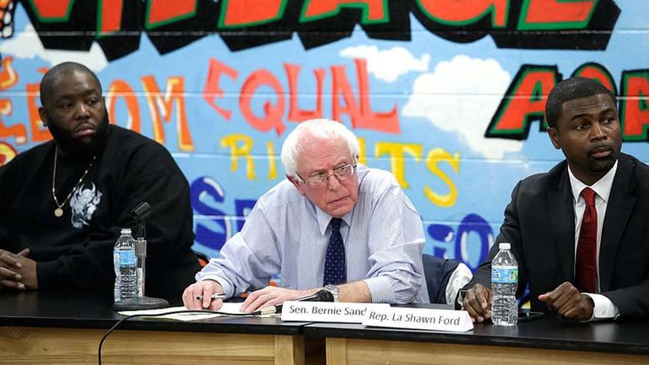The Hip-Hop Election