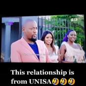 Moshe Ndiki leaves fans in stitches with his Unisa Relationship post from