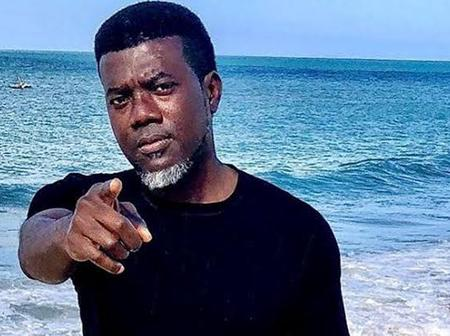 Check Out What Reno Omokri Planned To Do If The Government Hold Pro-Buhari Rally Tomorrow