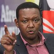 Alfred Mutua: Kenya Is Not A Poor Country, Our Priorities Are Based On Politics