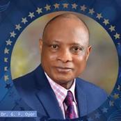 Prominent Ibadan-based Pastor, Rev Oyor Is Dead