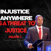 Bushiri's statement on the detention without trial of his south african lawyers